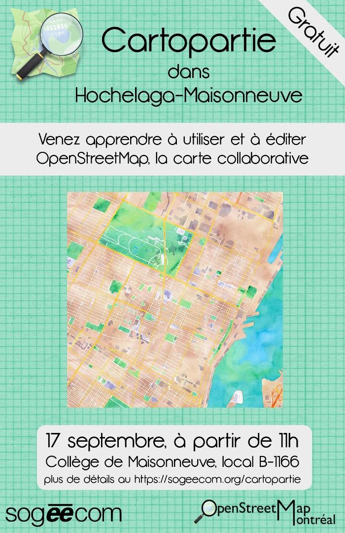 Poster de l'événement
